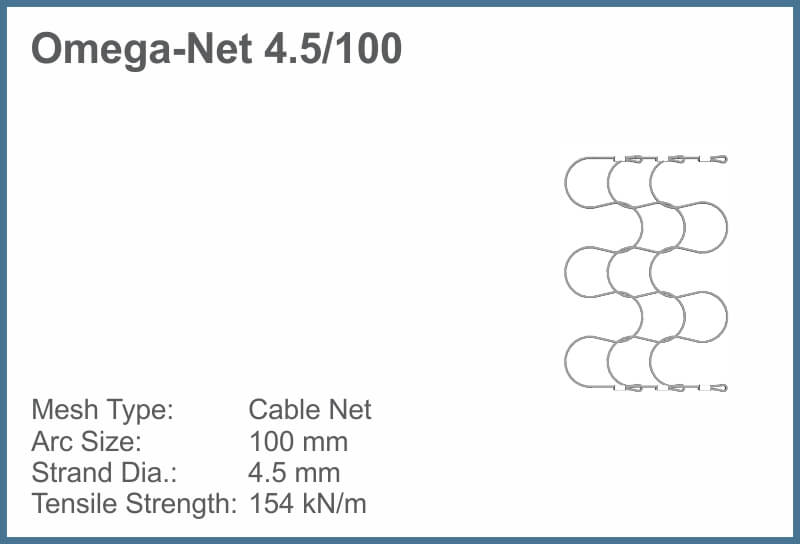MENU Omega 45-100