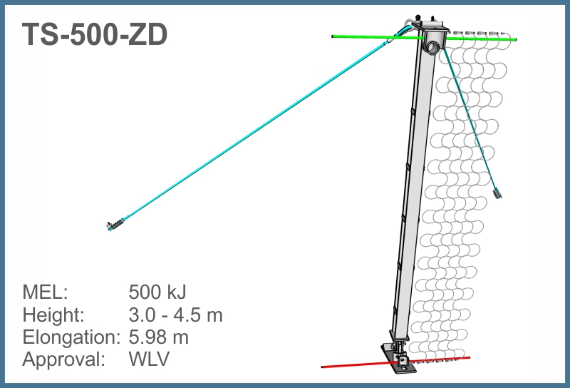 MENU TS-500-ZD