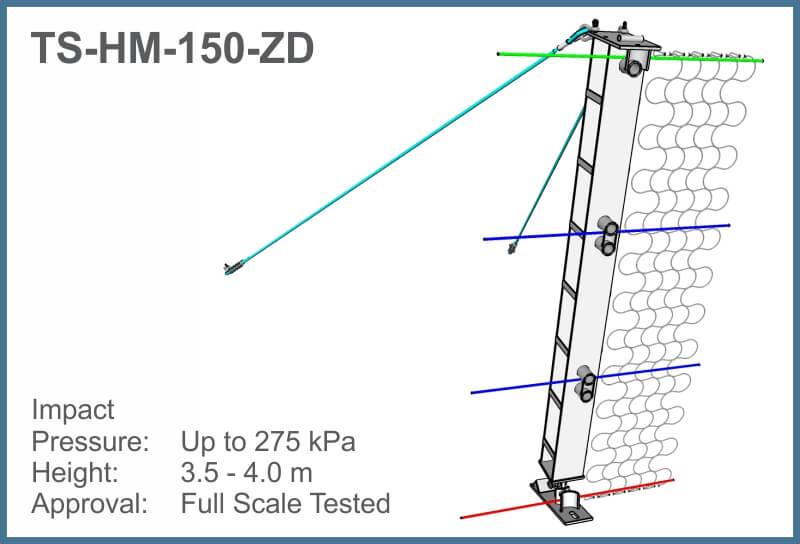 MENU TS-HM-150-ZD